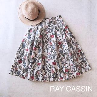 RayCassin - レイカズン 花柄スカート