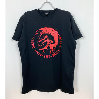 DIESEL - 未使用 DIESEL ディーゼル ロゴT Tシャツ カットソー size L