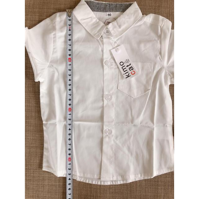 フォーマル 2点セット 80 キッズ/ベビー/マタニティのキッズ服 男の子用(90cm~)(ドレス/フォーマル)の商品写真