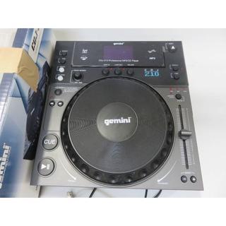 gemini CDJ-210 professional mp3 DJ プレイヤー