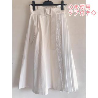 JILL by JILLSTUART - 未使用タグ付き ◇ ジルバイジルスチュアート トレンチミックススカート