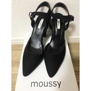 moussy - 極美品☆マウジー パンプス アンクルストラップ 23.5☆SLY ダイアナ