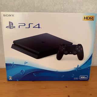 PlayStation4 - プレイステーション4本体  CUH-2200A 500GB