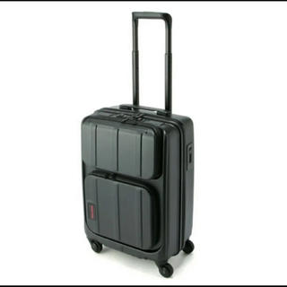 ブリーフィング(BRIEFING)の新品BRIEFING BEAMS別注 スーツケース 3WAY 黒 BLKブラック(トラベルバッグ/スーツケース)