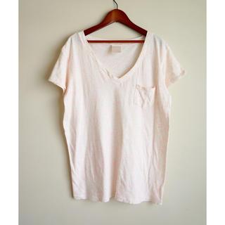 ラヴィジュール(Ravijour)のRavijour ネップTシャツ(Tシャツ(半袖/袖なし))