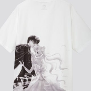 セーラームーン(セーラームーン)のユニクロ セーラームーン コラボ Tシャツ(Tシャツ(半袖/袖なし))