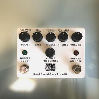 Freedom  SP-BP-01 Quad Sound-Bass Preamp