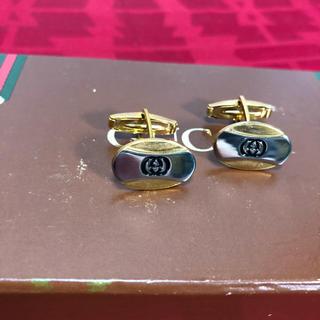 buy popular 8efb2 5b56e vintage GUCCI グッチ カフス 正規品
