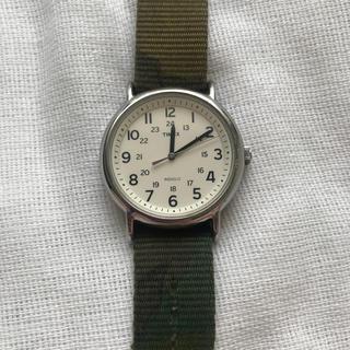 タイメックス(TIMEX)の腕時計 (TIMEX / ベルト:迷彩)(腕時計(アナログ))