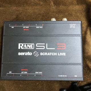 serato SCRATCH LIVE SL3 スクラッチライブ