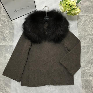 FOXEY - 美品 定価13万円 フォクシー FOXEY フォックスファー コート ジャケット