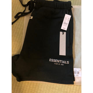 FEAR OF GOD - FOG Essentials Sweat Shorts  Sサイズ