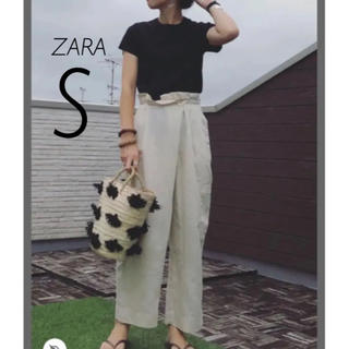 ZARA - 【新品・未使用】ZARA  ラップ風 カーゴパンツ S