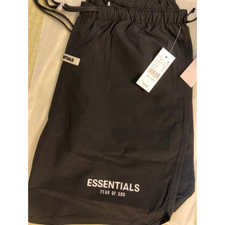 フィアオブゴッド(FEAR OF GOD)のFOG Essentials Nylon Shorts Sサイズ(ショートパンツ)