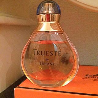 ティファニー(Tiffany & Co.)の美品  ティファニー トゥルーエスト (香水(女性用))