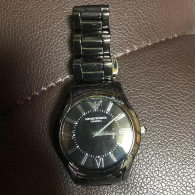 Emporio Armani - エンポリオアルマーニ アナログ 腕時計の通販 by BUYER|エンポリオアルマーニならラクマ