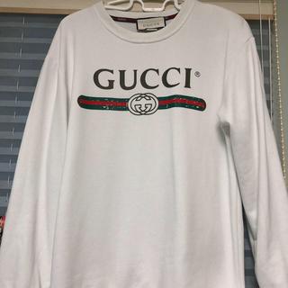 Gucci - GUCCI スウェット