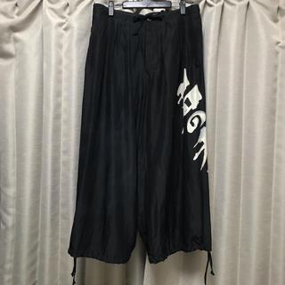 Yohji Yamamoto - Yohji Yamamoto ヨウジヤマモト 2019SS シルクバルーンパンツ