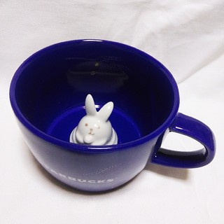 Starbucks Coffee - 【台湾限定】スターバックス  中秋 うさき マグカップ