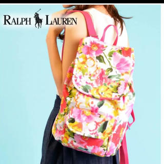 Ralph Lauren - ラルク リュック