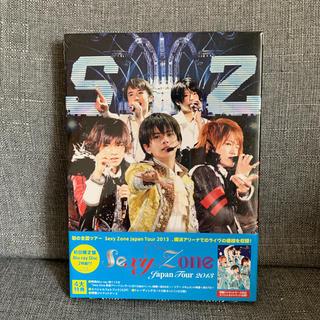 セクシー ゾーン(Sexy Zone)のSexyZoneJapanTour2013 初回限定盤(アイドル)