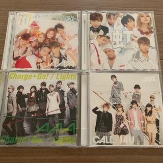 トリプルエー(AAA)の AAA  CD (ポップス/ロック(邦楽))