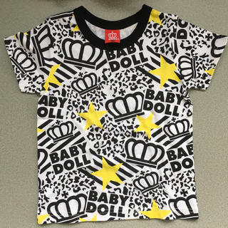 ベビードール(BABYDOLL)のひろみんさん専用  34:  ベビードール Tシャツ  100(Tシャツ/カットソー)
