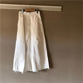 LOWRYS FARM - lowrysfarmデニムロングスカート