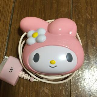 サンリオ(サンリオ)の値下げ!マイメロ iPhone5用 充電器 Sanrio マイメロディー(バッテリー/充電器)