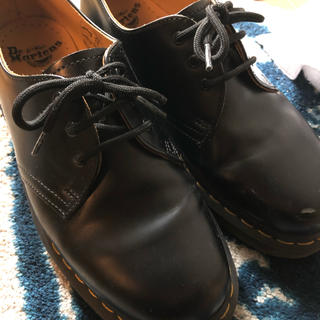 ドクターマーチン(Dr.Martens)のドクターマーチン 3ホール 26.5cm(ローファー/革靴)