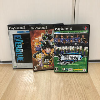 PlayStation2 - PlayStation2 ゲームソフト 3本セット