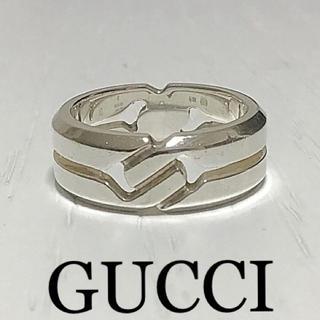 Gucci - 本日価格☆GUCCI☆シルバー ノットリング