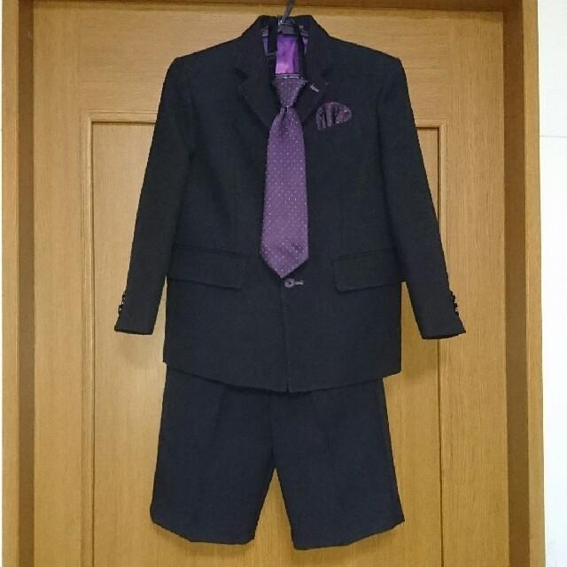 Kansai Yamamoto(カンサイヤマモト)のKANSAI YAMAMOTO 男児スーツ120 キッズ/ベビー/マタニティのキッズ服 男の子用(90cm~)(ドレス/フォーマル)の商品写真