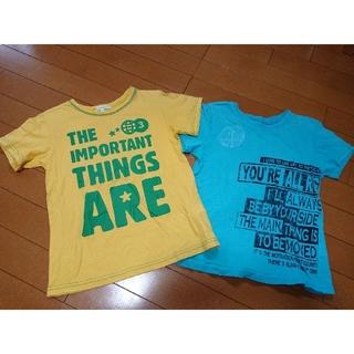 サンカンシオン(3can4on)のTシャツ 2枚セット130(Tシャツ/カットソー)