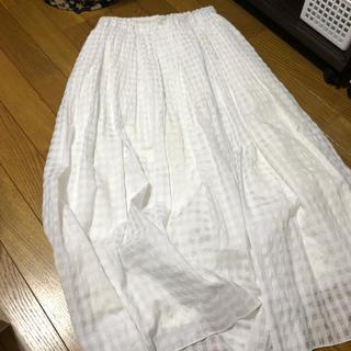 クレドソル(CLEF DE SOL)のCLEF DE SOL  ロングスカート(ロングスカート)