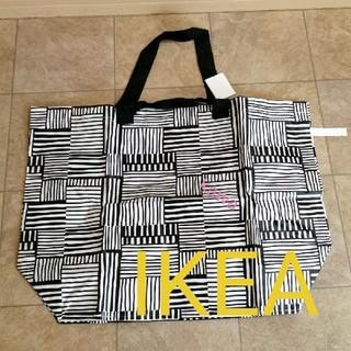 IKEA - IKEA フィスラMサイズ エコバッグ ショッピングバック