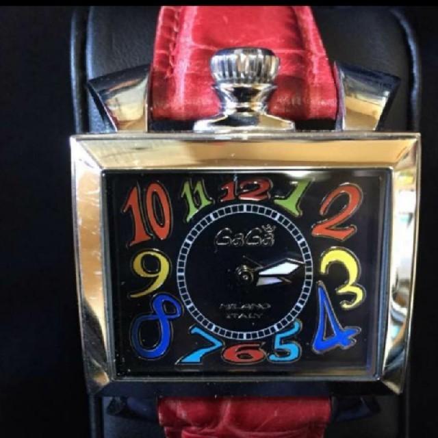 GaGa MILANO - 値下げしましたガガミラノ★人気の腕時計の通販 by ★マリモ★coco★|ガガミラノならラクマ