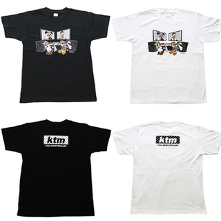 ケツメイシ ディズニーTシャツ(Tシャツ(半袖/袖なし))