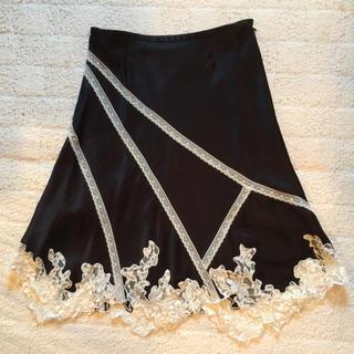 ビーシービージーマックスアズリア(BCBGMAXAZRIA)の❣️レーススカート❣️BCBG MAXAZRIA❣️(ひざ丈スカート)