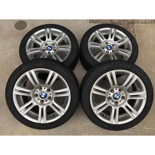 BMW E91   320i Mスポーツ ホイール タイヤ