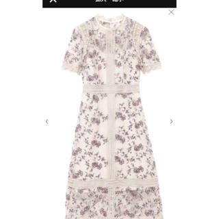 フレイアイディー(FRAY I.D)のフレイアイディー オーガンジー ドレス ワンピース(ロングワンピース/マキシワンピース)
