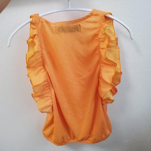 Lily Brown(リリーブラウン)のLily Brown オレンジトップス レディースのトップス(カットソー(半袖/袖なし))の商品写真