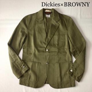 ディッキーズ(Dickies)のDickies BROWNY コラボ コットンジャケット(テーラードジャケット)