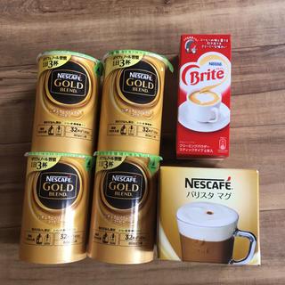 Nestle - ネスカフェゴールドブレンド
