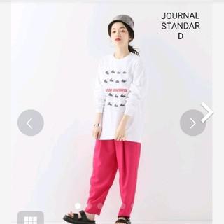 ジャーナルスタンダード(JOURNAL STANDARD)の【JOURNALSTANDARD】ロングスリーブ Tシャツ(Tシャツ(長袖/七分))
