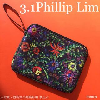 スリーワンフィリップリム(3.1 Phillip Lim)の⭐️新品⭐️【3.1フィリップリム】クラッチ バッグ☆付録❗️(クラッチバッグ)