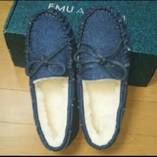 EMU - EMU  モカシン  新品未使用