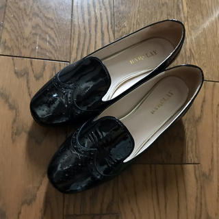 バークレー(BARCLAY)のBARCLAYエナメルスリッポン(ローファー/革靴)