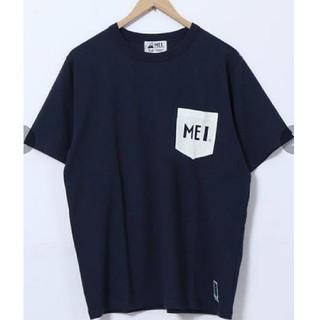 coen - coen MEI別注ポケットT