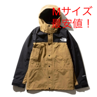 THE NORTH FACE - north face mountain light jacket bk ノース